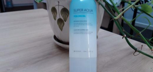 Review tay te bao chet Missha Super Aqua Peeling Gel