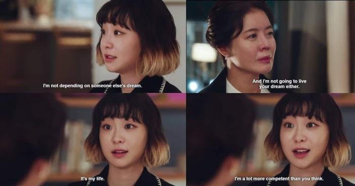 cam nhan ve ket thuc phim Itaewon Class