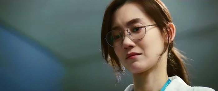 Biểu cảm của Gyeo Wool khiến mình muốn khóc theo (Cre: @longwinterplay)