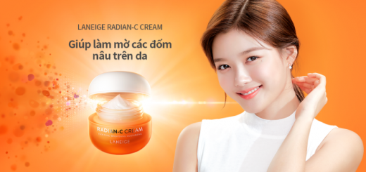 Review Laneige Radian C Cream