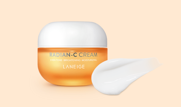 Đanh gia Laneige Radian C Cream