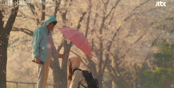 Thực ra ông bố Dae Young luôn yêu thương và quan tâm cô con gái Shi Ah