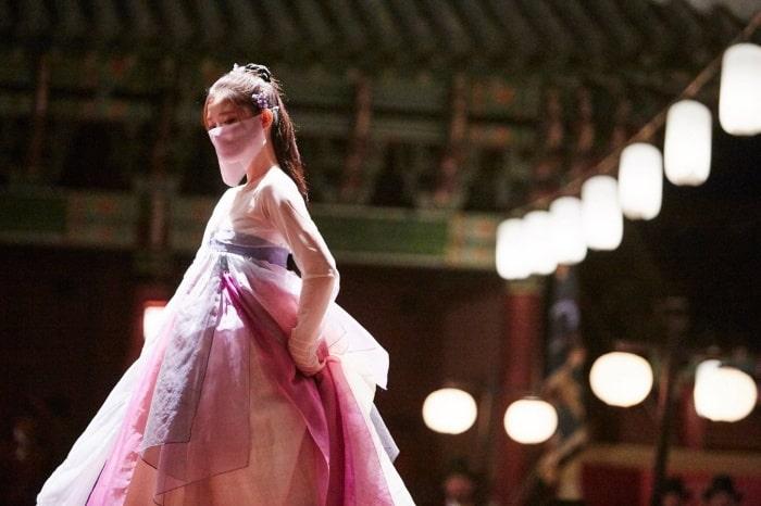 Hong Chun Gi là sự trở lại của nàng tiên cổ trang Kim Yoo Jung