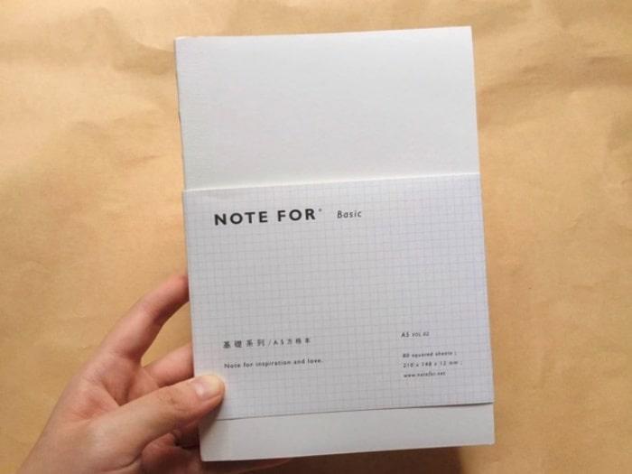 Sổ Note For Basic