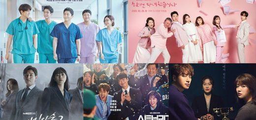 Phim truyền hình Hàn Quốc hay nhất 2020