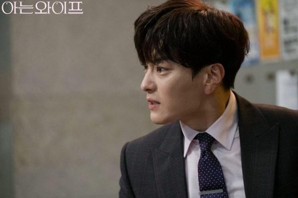 Jang Seung Jo trong Familar Wife
