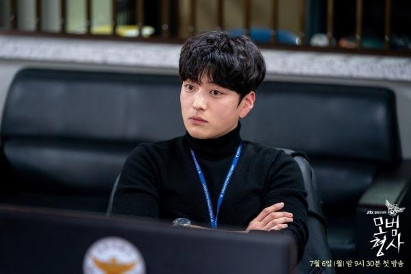 Jang Seung Jo đẹp trai đấy chứ?