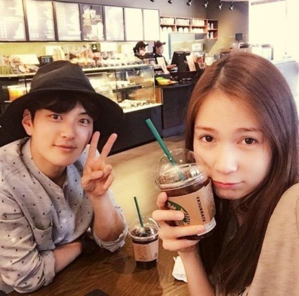 Jang Seung Jo và Lina