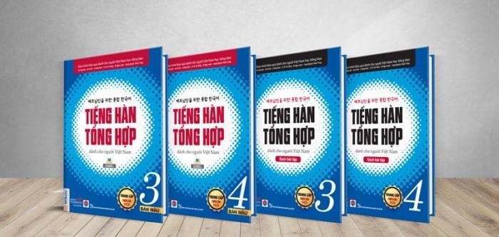 Bộ sách Tiếng Hàn tổng hợp nổi tiếng đã được MCBooks xuất bản chính thức tại Việt Nam