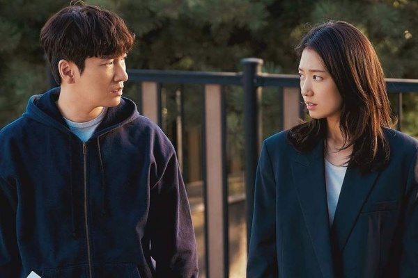 Jo Seung Woo và Park Shin Hye trong Sisyphus