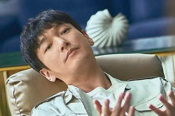 Jo Seung Woo trong Sisyphus