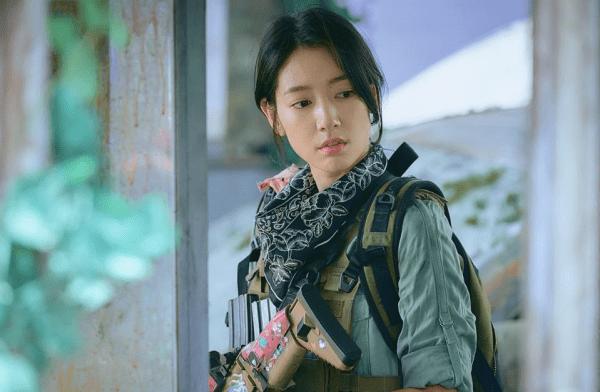 Park Shin Hye chưa làm tốt ở phần biểu cảm