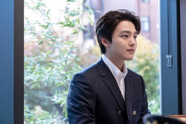 """Yeo Jin Goo trong vai thanh tra cảnh sát """"nhà người ta"""""""