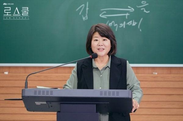 Cô Lee Jung Eun không hề làm khán giả thất vọng