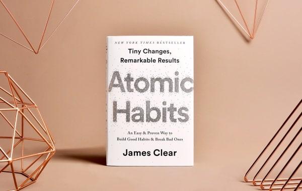 Review sách Atomic Habits - Thói quen nguyên tử