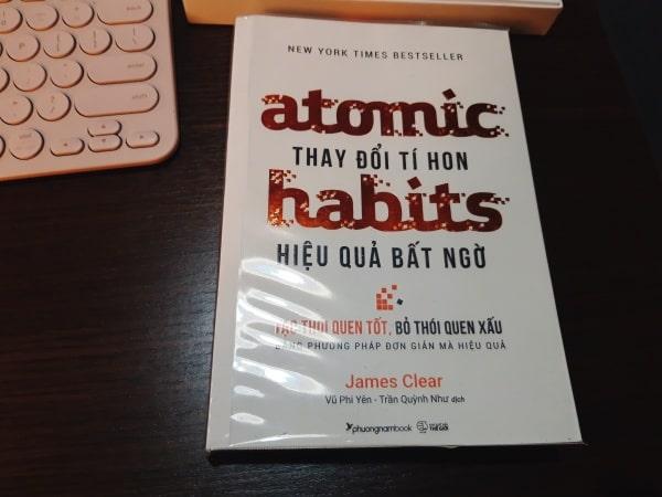 Sách thói quen nguyên tử