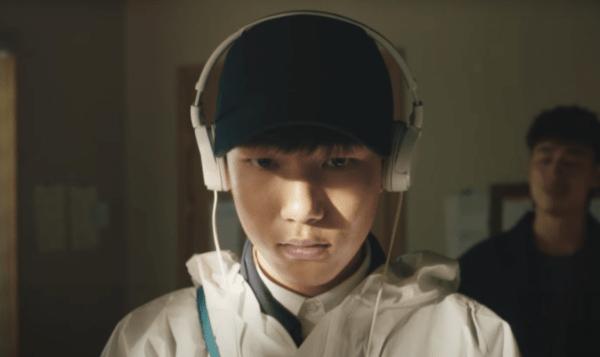 Geu Ru - cậu bé đặc biệt luôn tỏa sáng trong phim